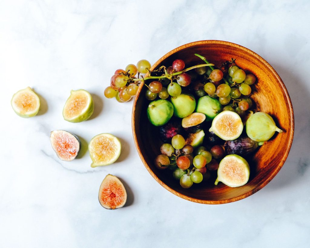 Figues et fruits naturopathie