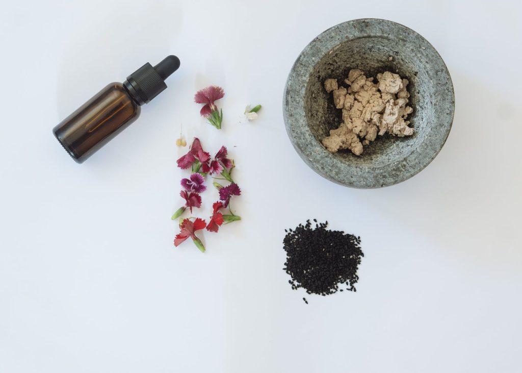 cycle menstruel et soin de la peau